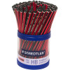 Staedtler 110 Tradition Graphite Pencil HB  Cup of 100