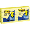 Post-It R335-YL Pop Up Notes 76x76mm Refill Lined Yellow Pack of 6