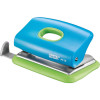 Rapid Fc10 Funky Punch 2 Hole 10 Sheet Capacity Blue & Green