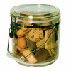 Connoisseur Acrylic Storage Canister Round with Handle 4.5 Litres
