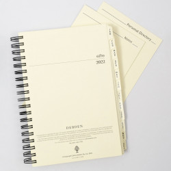 Debden Elite Diary Refill Quarto Day To Page Day To Page
