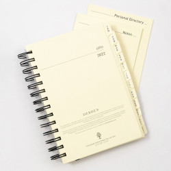 Debden Elite Diary Refill A5 Day To Page Day To Page