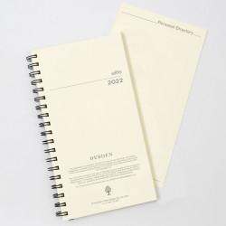 Debden Elite Diary Refill 85x152mm Week To View Week to a View