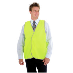 Zions Hi-Vis Day Safety Vest Yellow